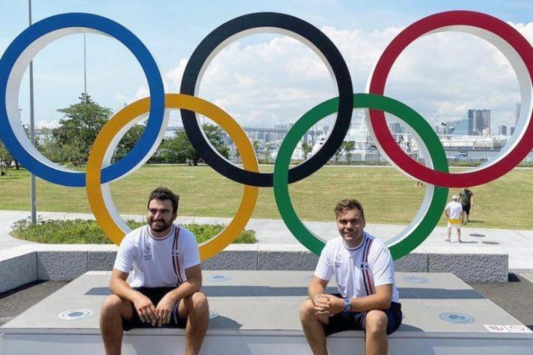 Nos Français aux Jeux Olympiques